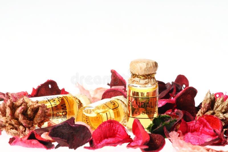 Essential Oils Royalty Free Stock Photos