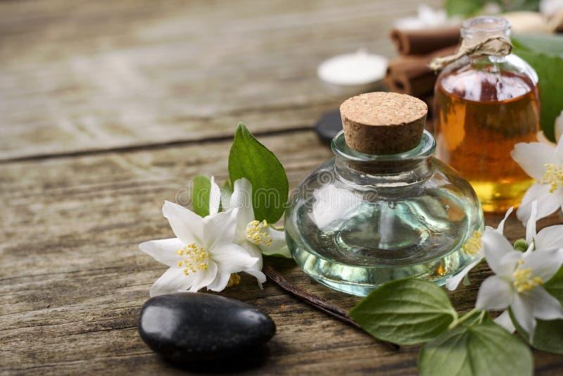 Essential Oils stock photo