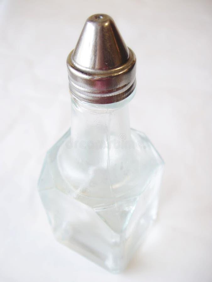 Essigflasche lizenzfreie stockfotografie