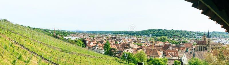 Esslingen AM le Neckar photographie stock