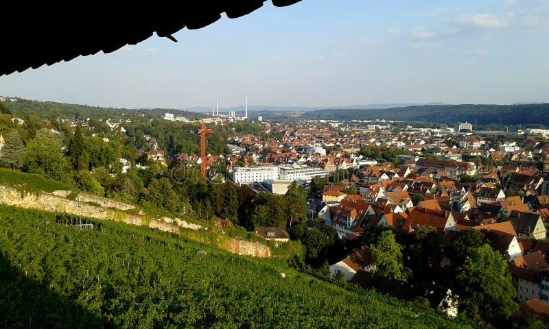 Esslingen Am Neckar fotografia de stock royalty free
