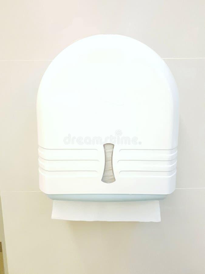 Essuie-main de papier photos libres de droits