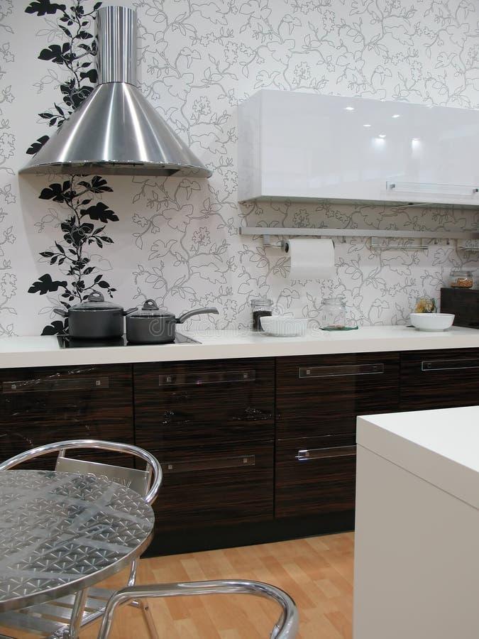 Esszimmer der Küche stockfoto