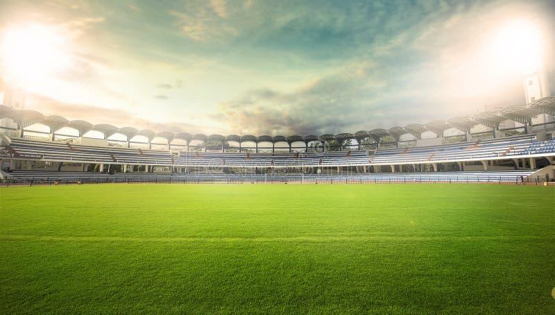 Estádio bangalore de Chinnaswamy fotografia de stock royalty free