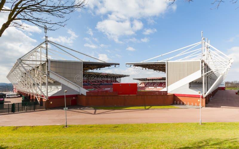 Estádio Bet365 imagens de stock