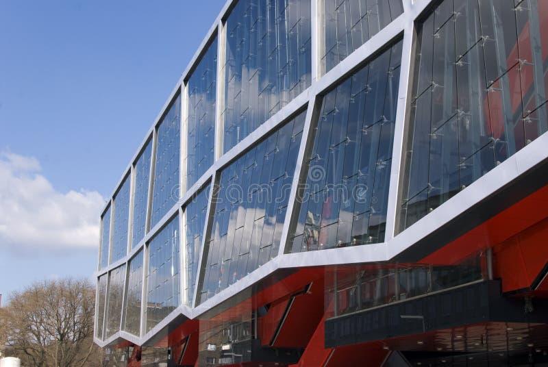 Estádio Bratislava do hóquei do gelo imagem de stock
