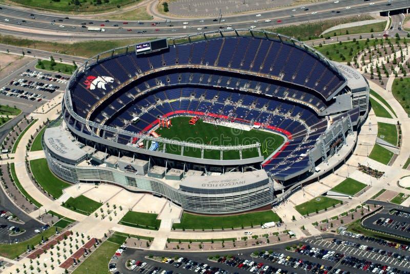 Estádio de Invesco imagem de stock royalty free
