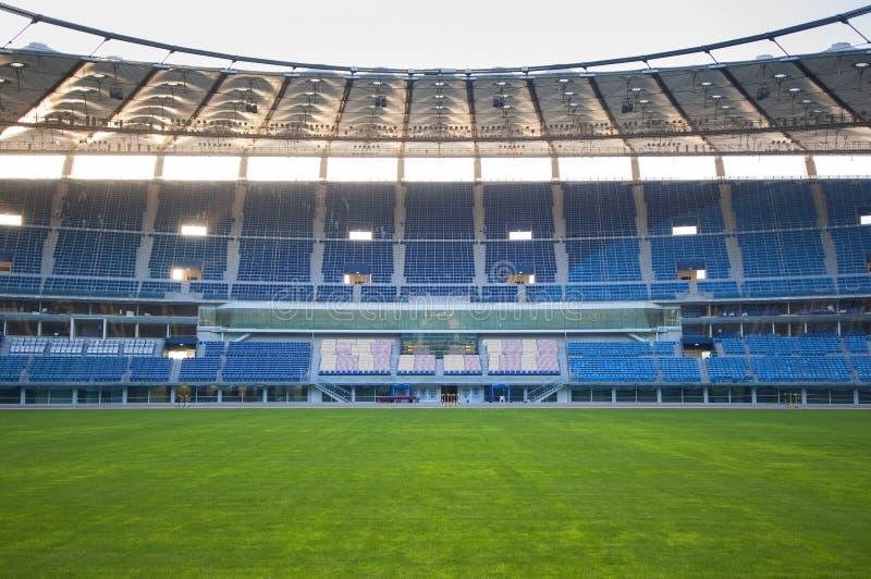 Estádio de Jaber imagens de stock