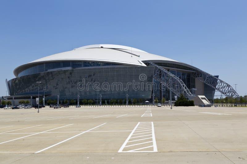 Estádio dos cowboys fotografia de stock royalty free