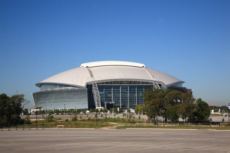Estádio dos cowboys de Dallas fotografia de stock