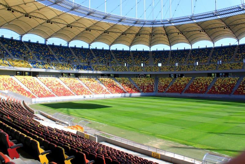 Estádio nacional da arena fotografia de stock