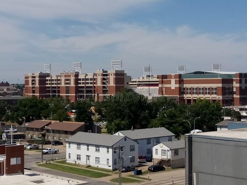Estádio OSU Cowboys 2019 imagens de stock royalty free
