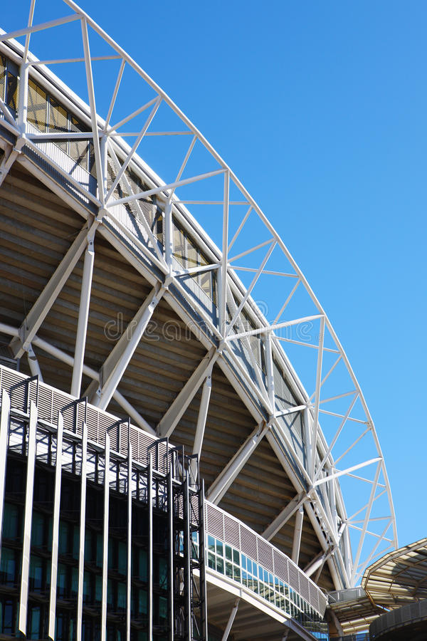 Estádios de Sydney fotos de stock