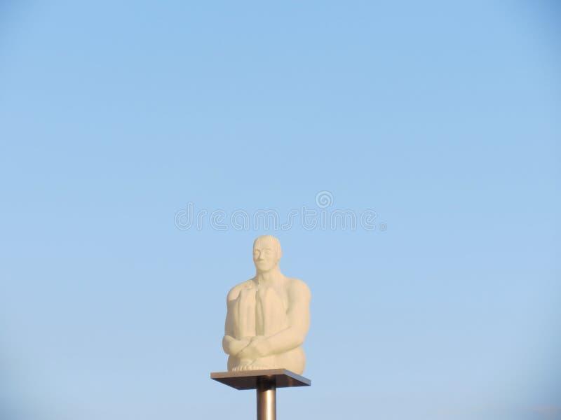 estátua fotografia de stock royalty free