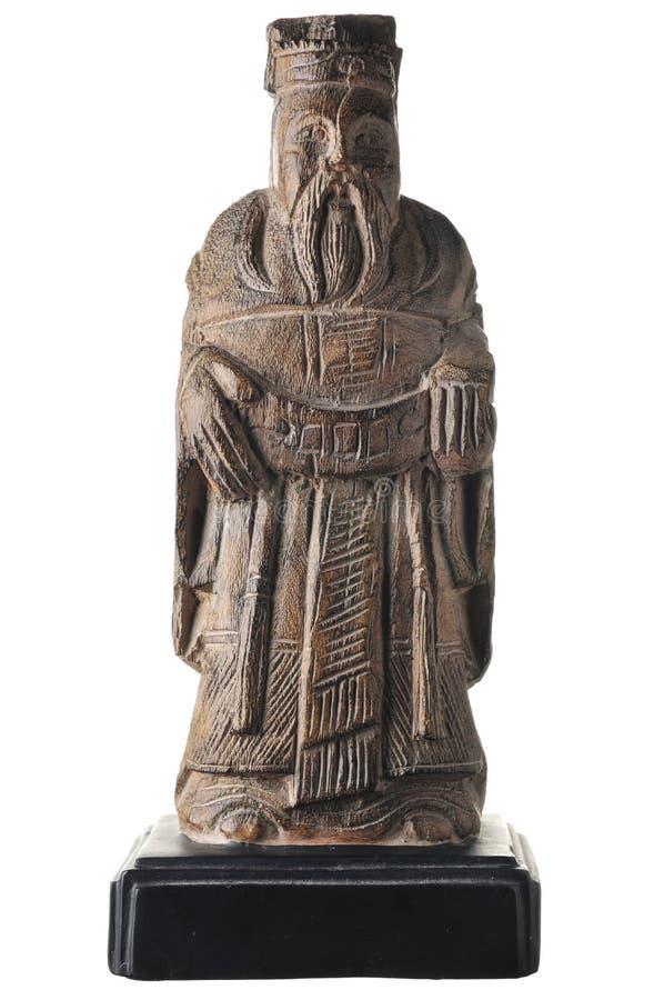 Estátua asiática imagem de stock