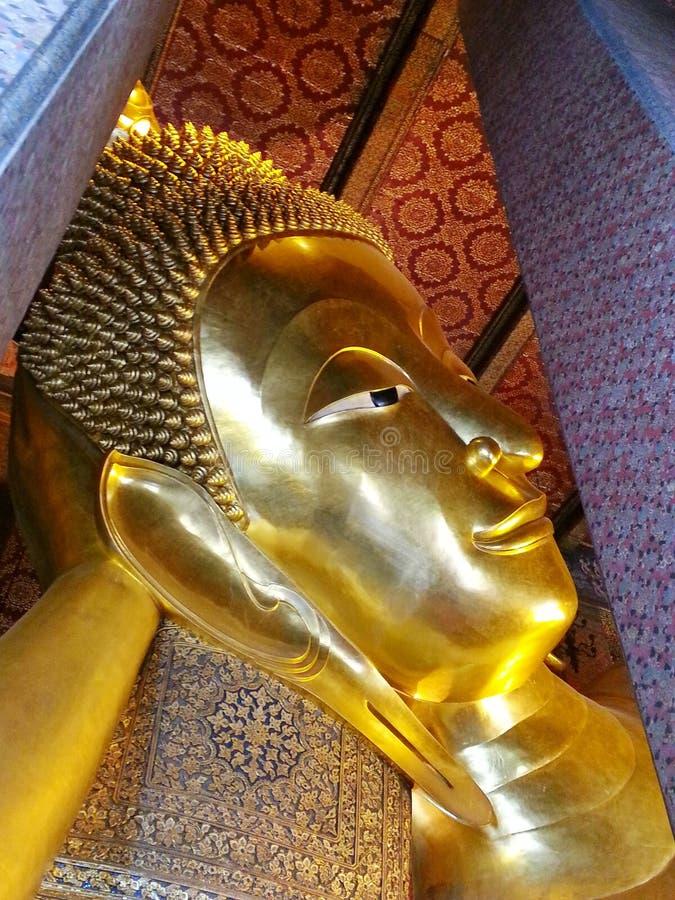 Estátua budista fotos de stock royalty free