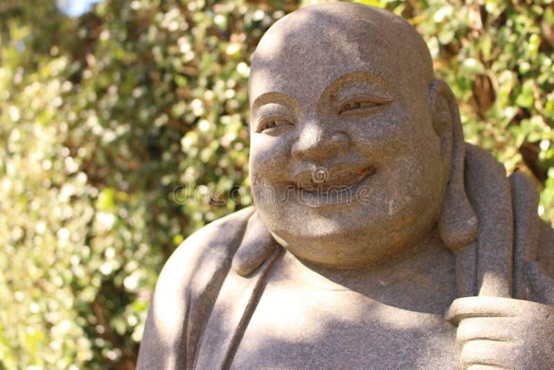 Estátua budista imagem de stock royalty free
