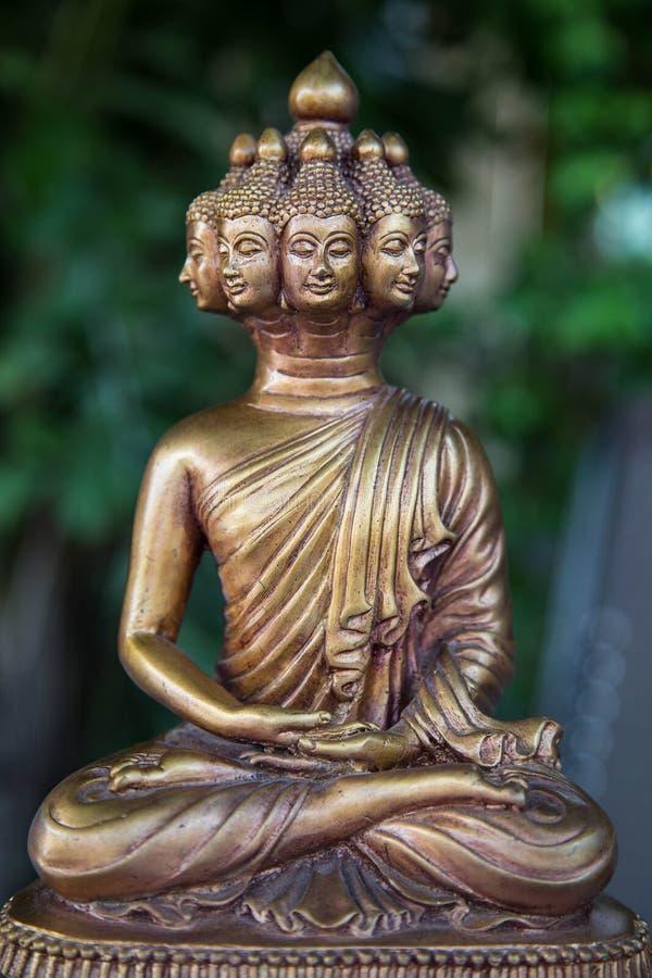 Estátua da Buda fotos de stock