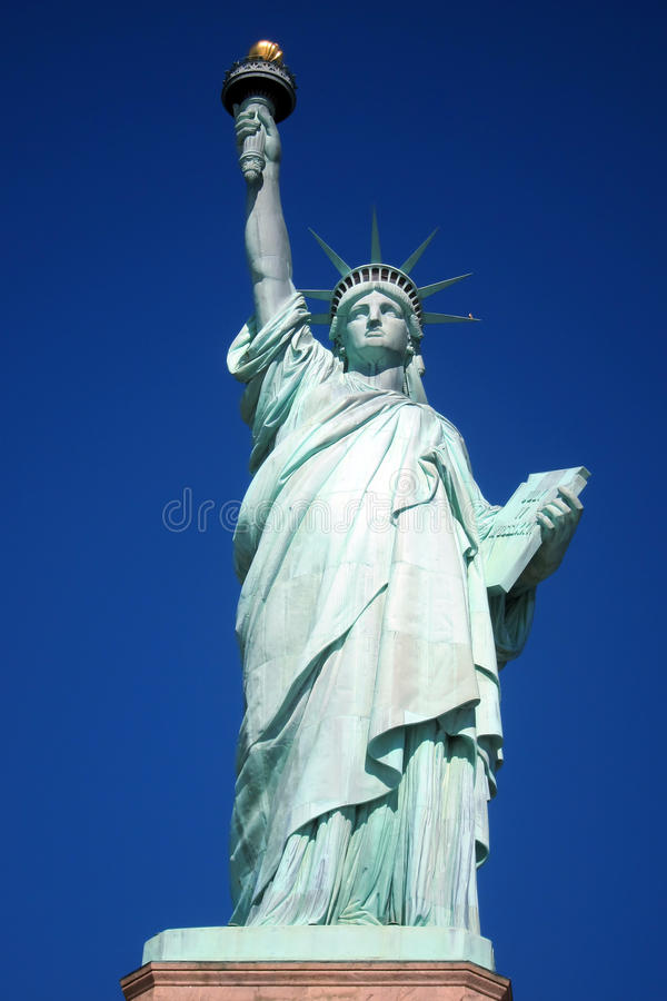 Estátua da liberdade imagens de stock