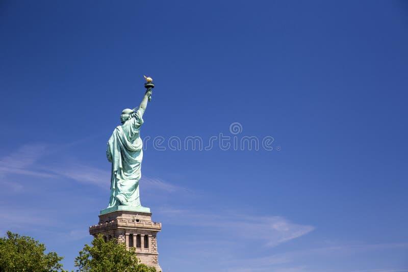 A estátua da liberdade fotografia de stock