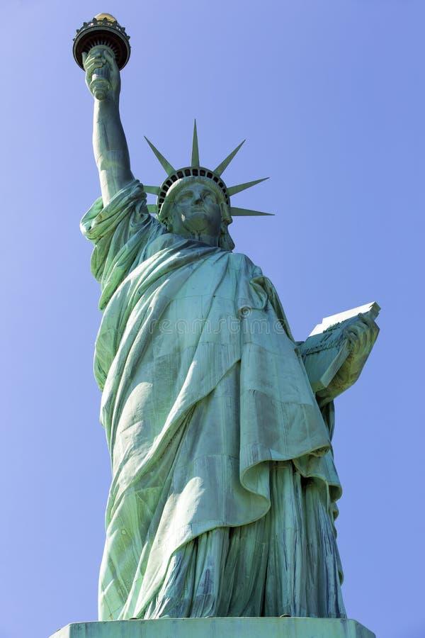 A estátua da liberdade fotos de stock royalty free
