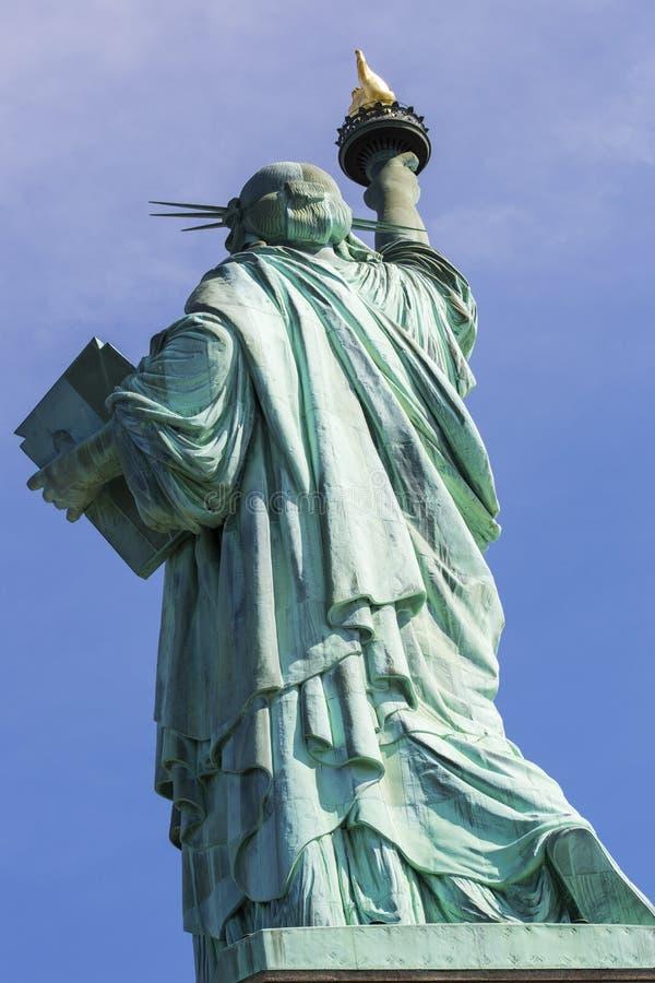 A estátua da liberdade imagem de stock royalty free