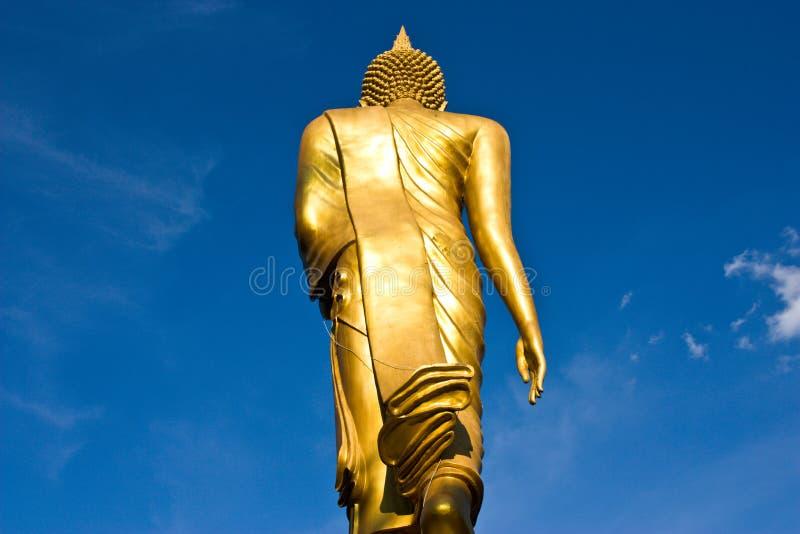 Estátua de Budda foto de stock