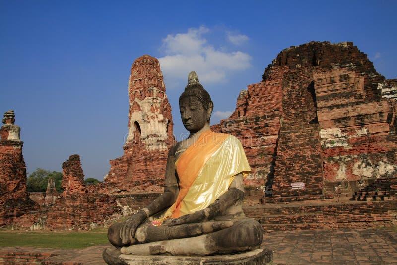Estátua de Budda fotos de stock