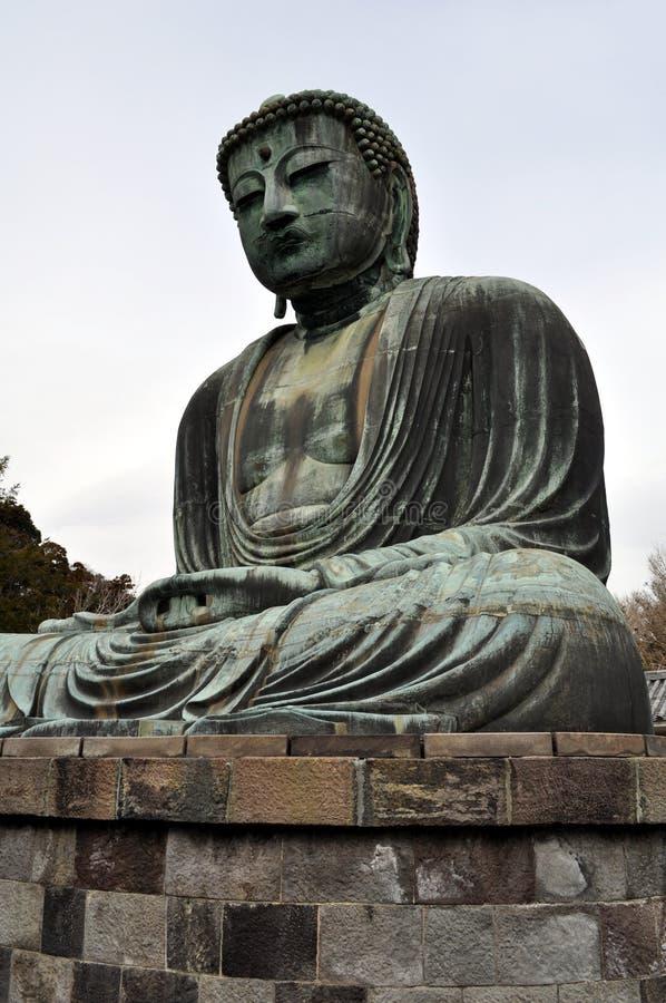 Estátua de Budda do gigante imagens de stock