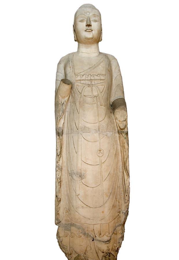 Estátua de Buddah imagens de stock royalty free