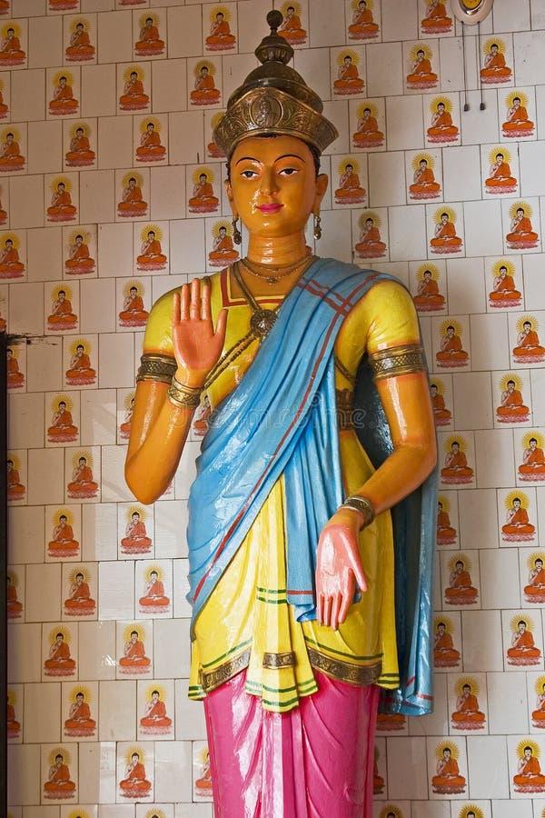 Estátua de Buddhat fotos de stock royalty free