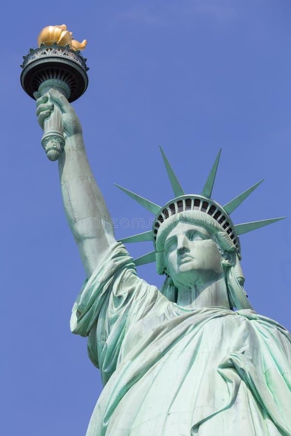 Estátua de Fechamento do Monumento Nacional da Liberdade fotos de stock royalty free