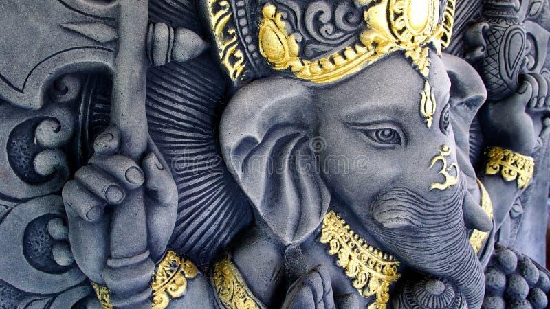 Estátua de Ganesha foto de stock royalty free