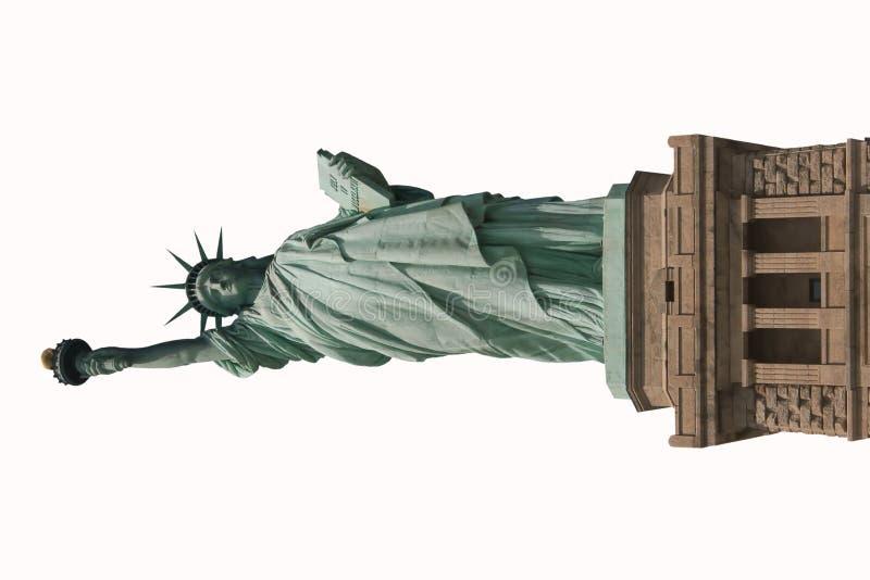 Estátua de liberdade imagem de stock