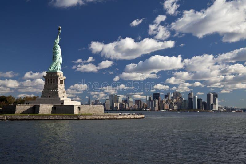 A estátua de liberdade imagens de stock royalty free