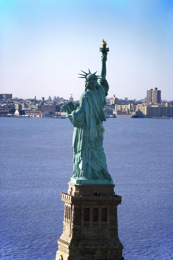Estátua de liberdade. foto de stock