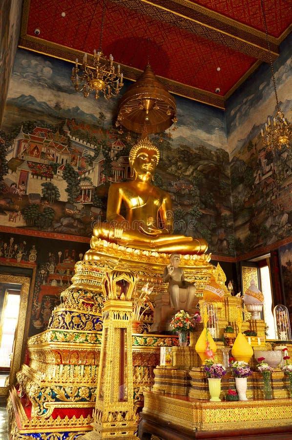 Estátua de Tailândia Buddha imagens de stock