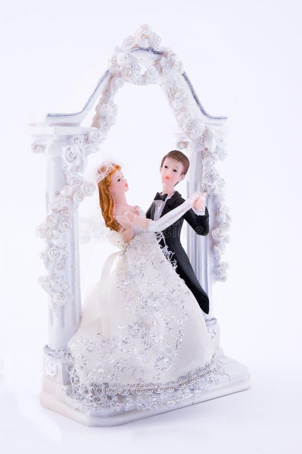 Estátua Do Casamento Fotografia De Stock Grátis
