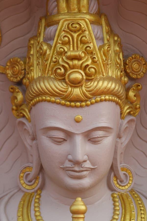Estátua Do Deus Em Hindu Fotos de Stock