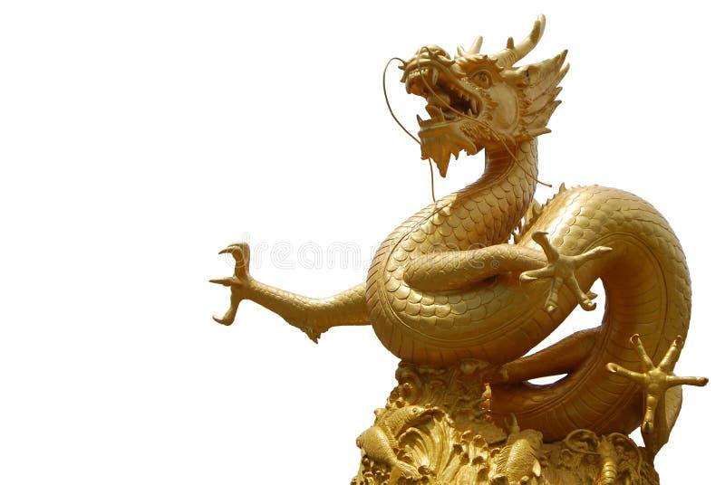 Estátua do dragão imagens de stock