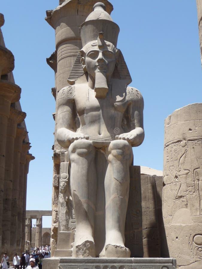 Estátua do rei imagem de stock