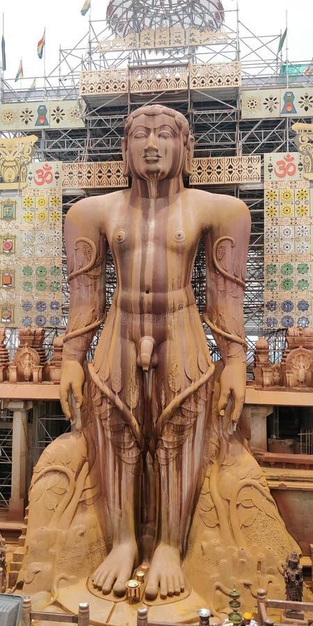 Estátua gigante fotografia de stock