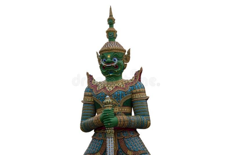 A estátua gigante, a estátua do titã imagem de stock