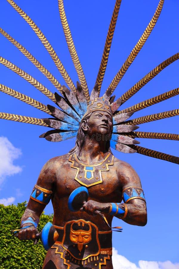Estátua indiana da dança mim imagem de stock