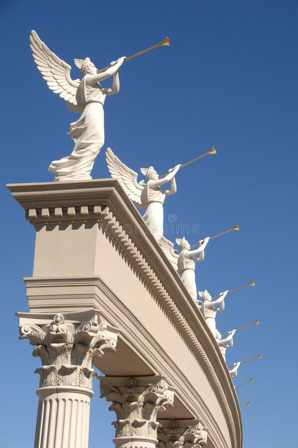 Estátua romana 12 imagens de stock royalty free