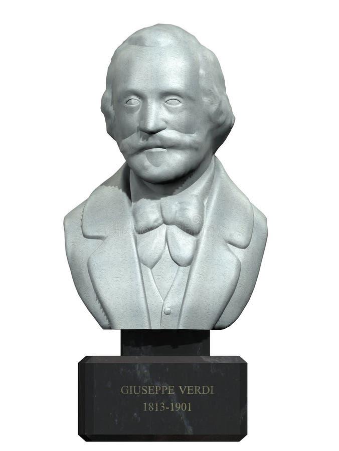 Estátua Sculptured imagem de stock royalty free