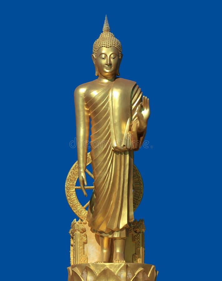 Estátuas de Buddha imagens de stock