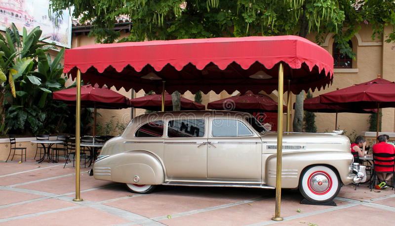 Estúdios de Hollywood, Orlando, FL imagem de stock royalty free