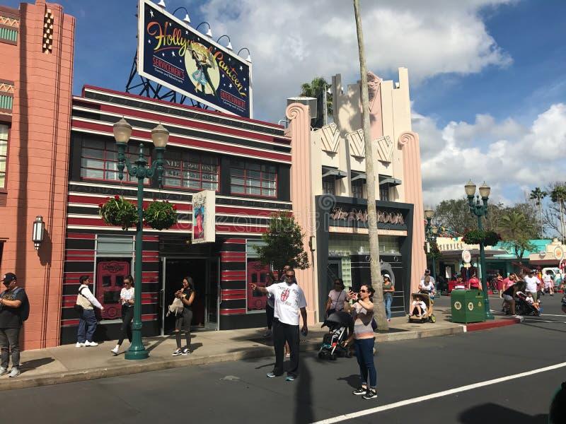 Estúdios de Hollywood, Orlando, Florida fotografia de stock royalty free