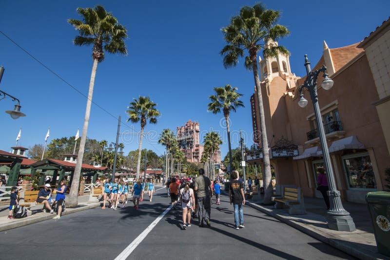 Estúdios de Hollywood - Walt Disney World - Orlando/FL fotos de stock royalty free